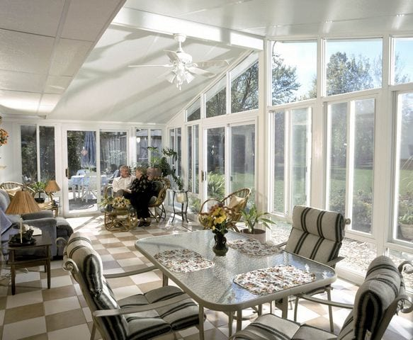 Aluminum Sun Rooms Contractor Kent WA
